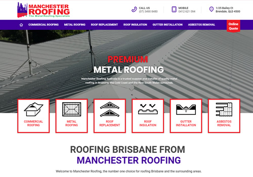 Manchster Roofing
